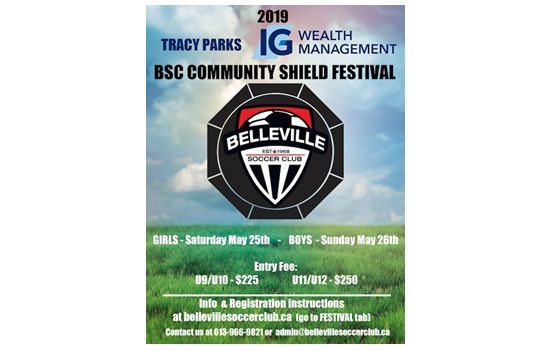 Belleville Community Shield Festival